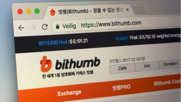 bithumb registration