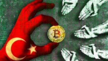 Turkey ban crypto payment