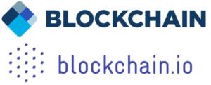 blockchain.info logo vs blockchain.io logo