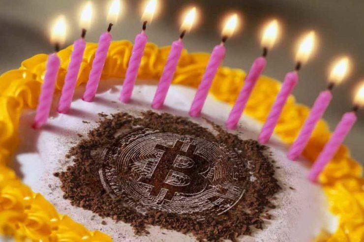 Bitcoin's 10th Anniversary