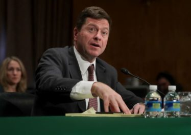 Jay Clayton says clampdown on ICOs will continue