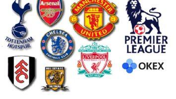 OKEx Makes English Premier League Debut