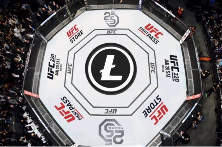 Litecoin Foundation UFC