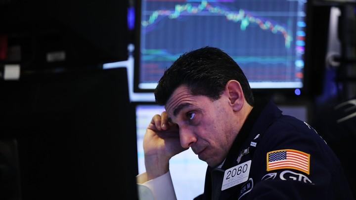 crypto markets decline matches U.S stocks