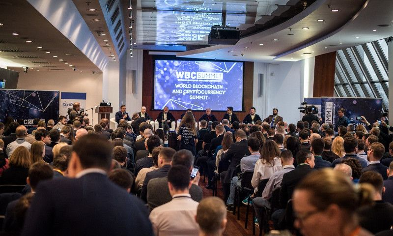 World Blockchain and Cryptocurrency Summit date