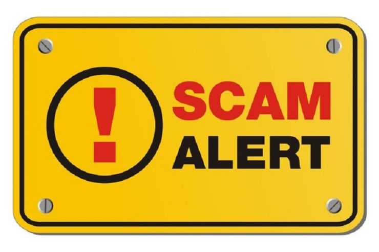 Crypto Bible ETH scam
