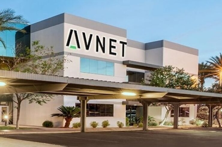 Avnet accepts crypto