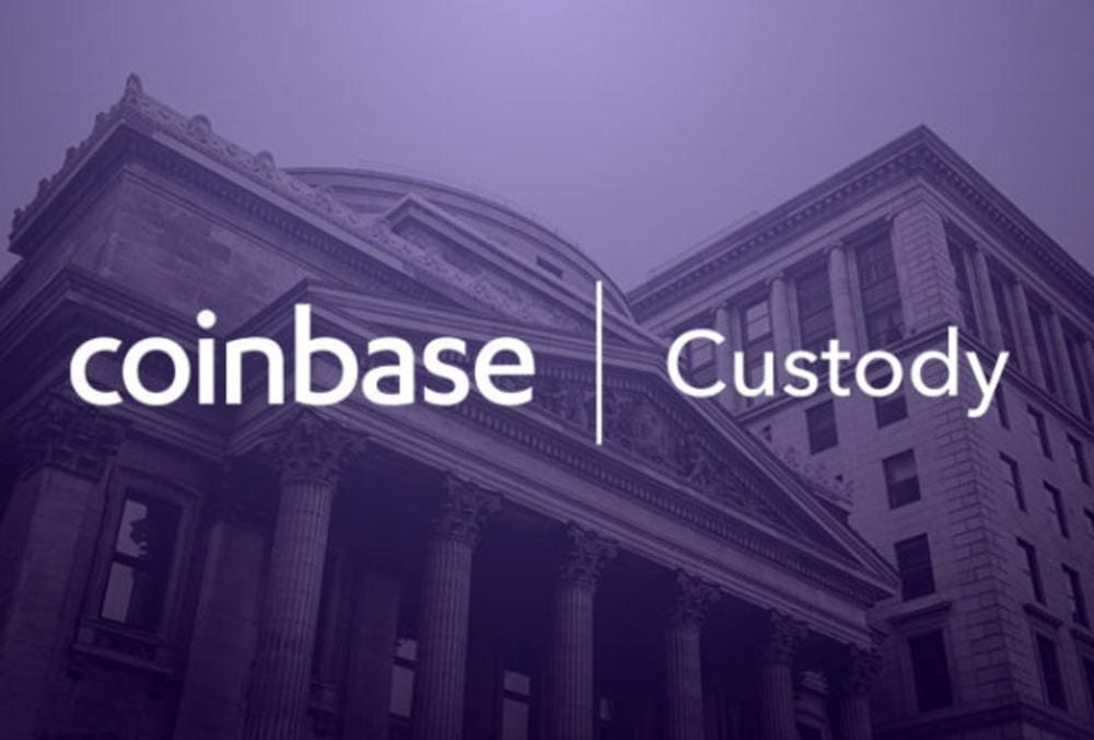 Coinbase Custody XTZ Tezos