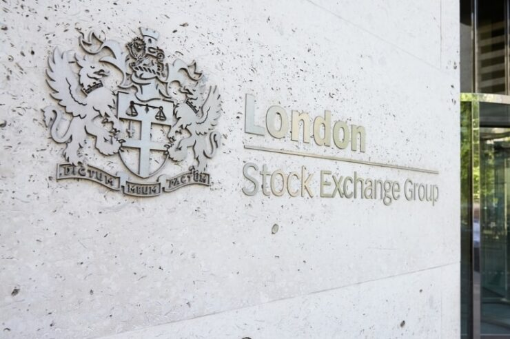 A Blockchain ETF of London Stock Exchange (LSE)
