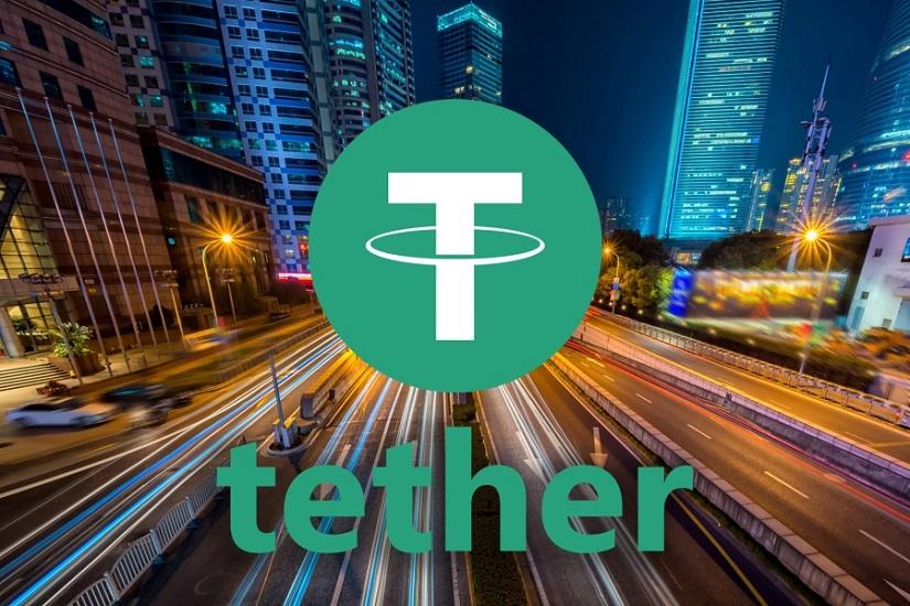 Tron tether partnership
