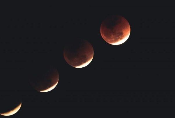 Bitcoin Moon Image