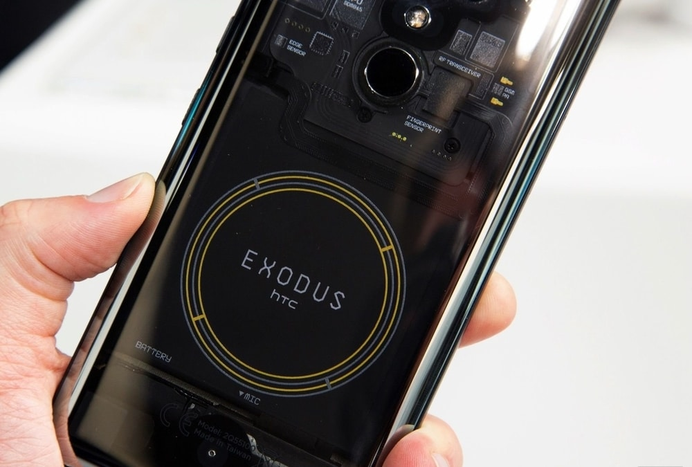 HTC to release second generation of Exodus blockchain smartphone in H2 2019