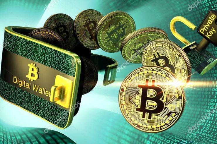 Inactive Bitcoin wallets