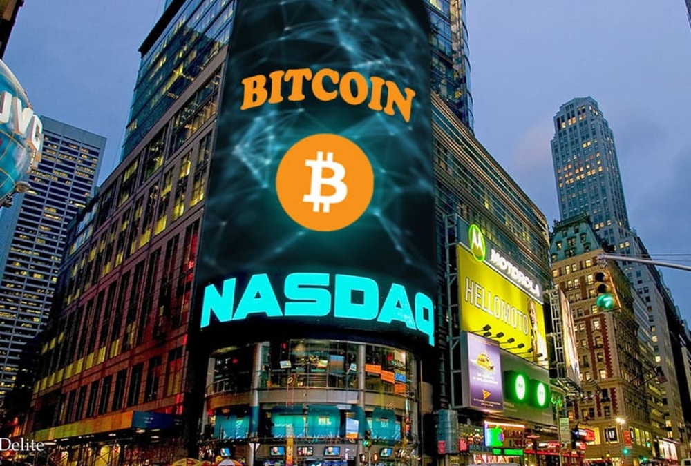 Nasdaq Lists Bitcoin