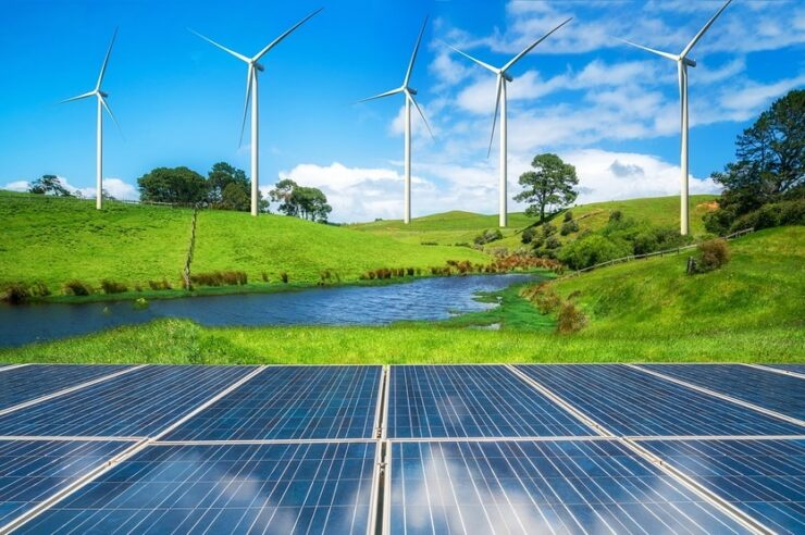 Bitcoin mining renewable