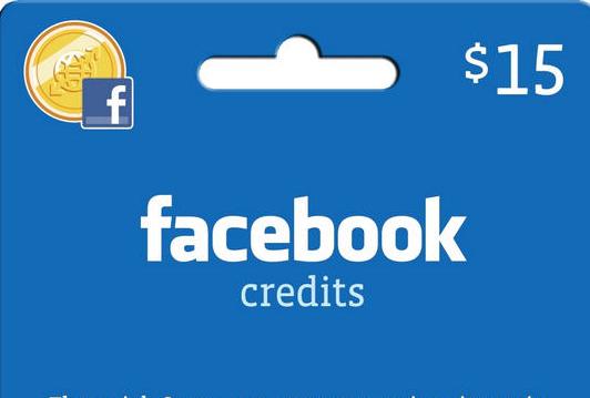 Facebook GlobalCoin Credits