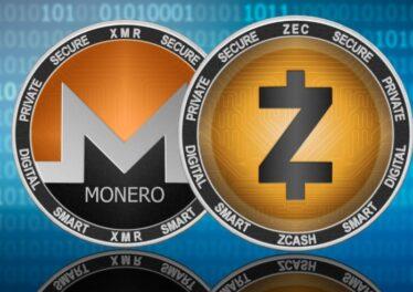 Monero and Zcash