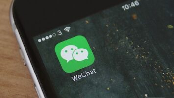 WeChat crypto ban