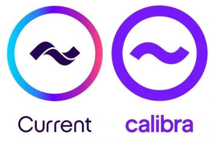 Current Calibra logos