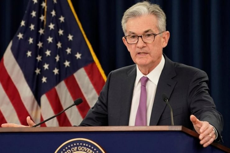 Jerome Powell Comments About Libra