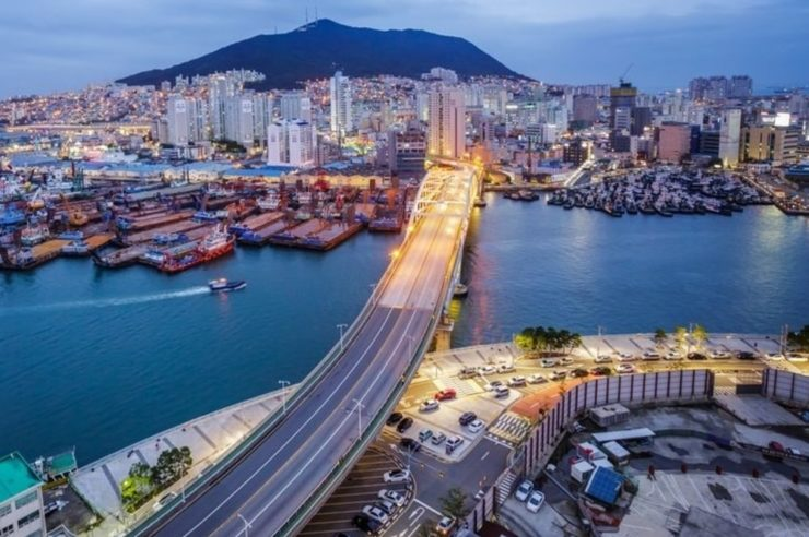 Busan Cryptocurrency