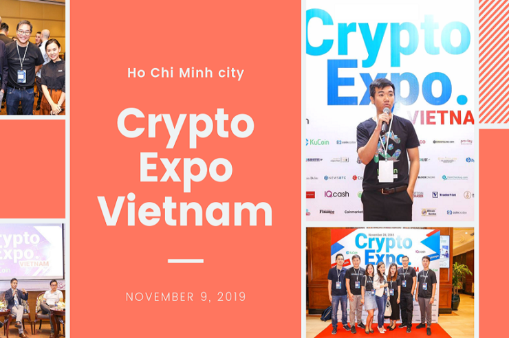 Crypto Expo Vietnam