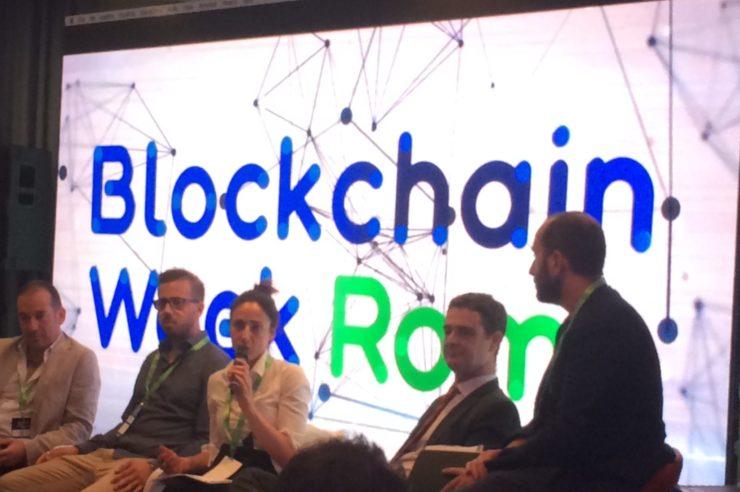 Blockchain Week Rome