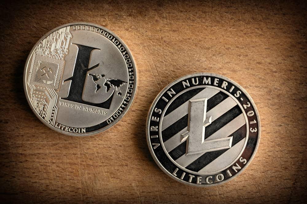 Litecoin LTC - tydo.io