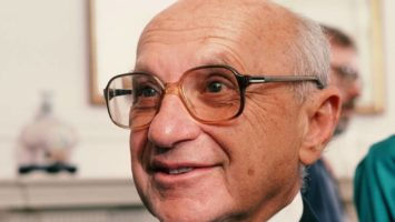 Milton Friedman Bitcoin Prediction