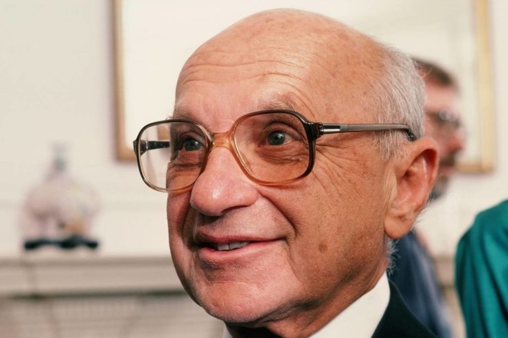 Milton Friedman Bitcoin Prediction