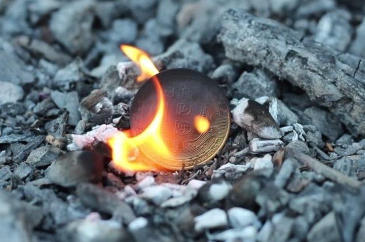 How to Burn Satoshi Bitcoins
