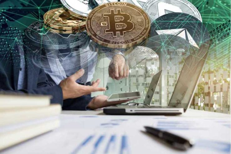 Crypto salaries