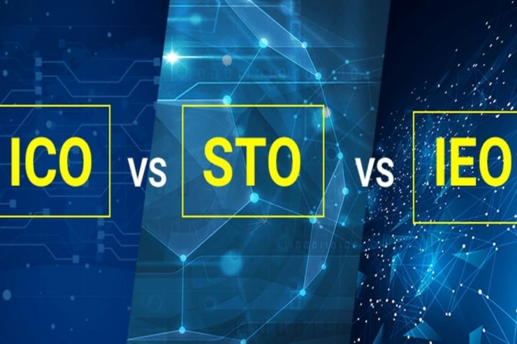 Difference between IEO STO ICO