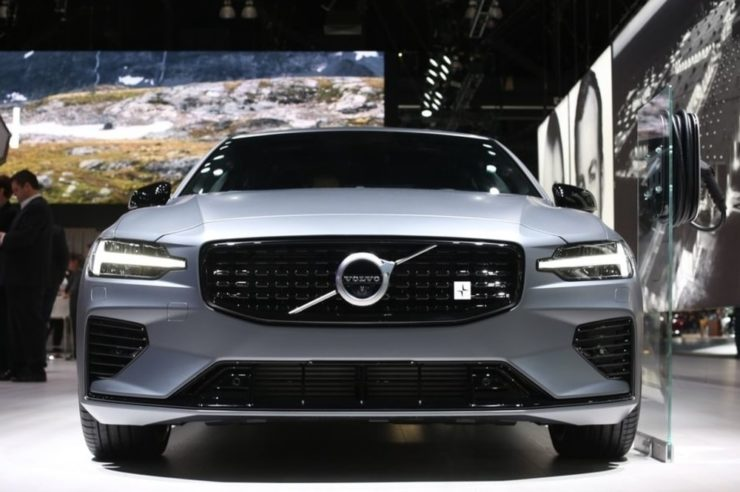 Volvo To Rollout First Cars Made With Blockchain Mapped Cobalt
