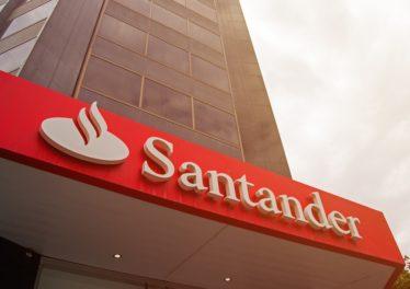 Banco Santander Ethereum Blockchain