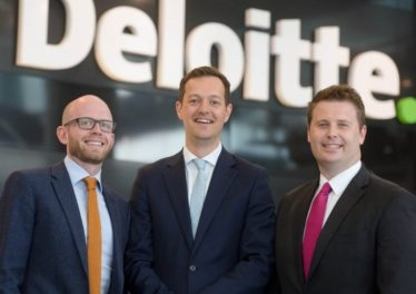 Deloitte Bitcoin Employee Lunch