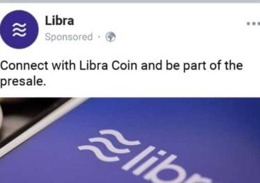 Libra Fake Ads