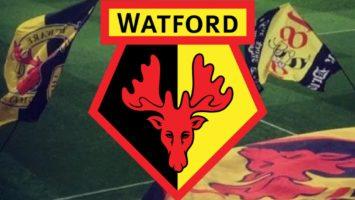 Watford Bitcoin logo shirts