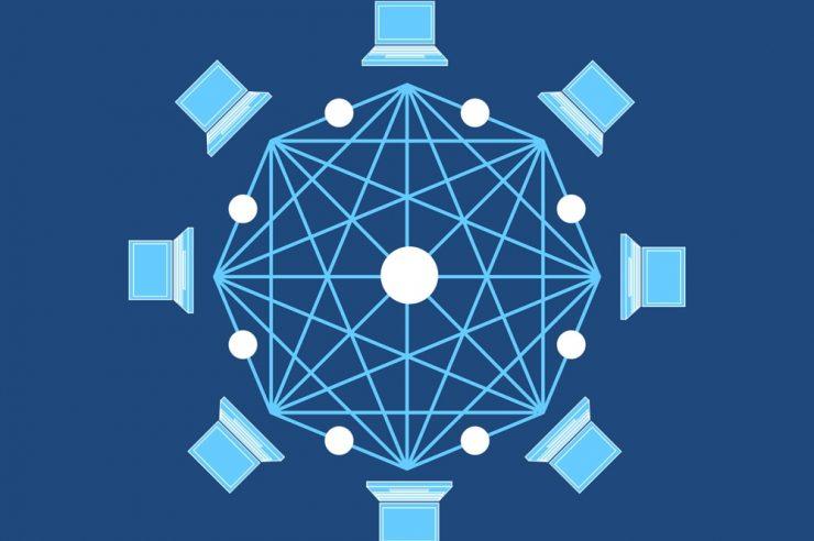 Blockchain Invoices China