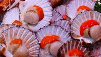 IBM Blockchain Raw Seafoods Scallop