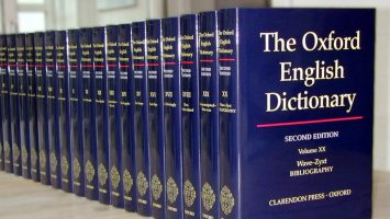 Satoshi Oxford English Dictionary