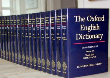 Satoshi Oxford English Dictionary