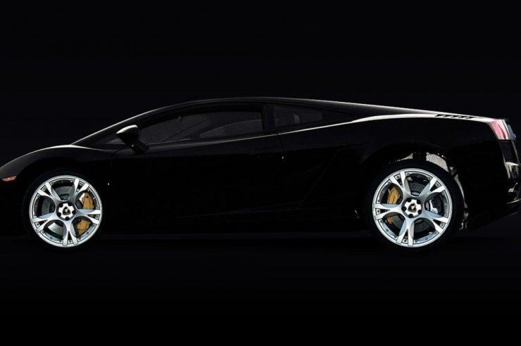 Lamborghini on Blockchain