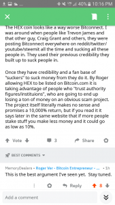 Stay Tuned Roger Ver