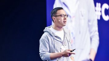 VeChain CEO Sunny Lu