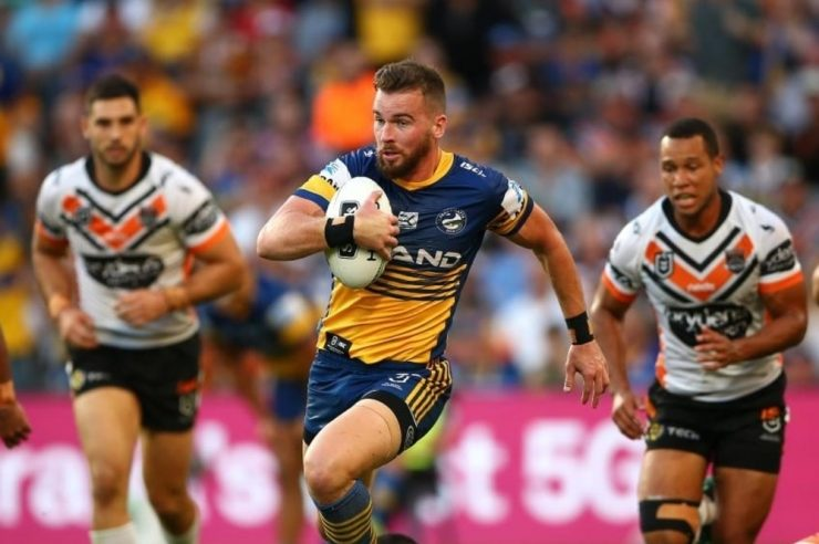 Australian National Rugby League Blockchain Trial