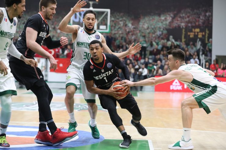 Beşiktaş JK Men's Basketball Bitcoin