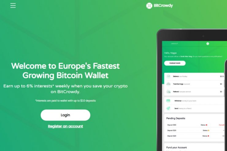 BitCrowdy Review