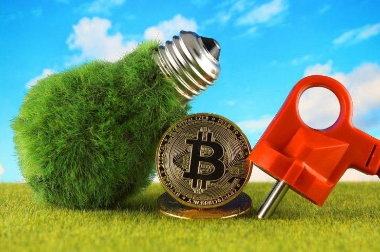 Square Bitcoin green energy