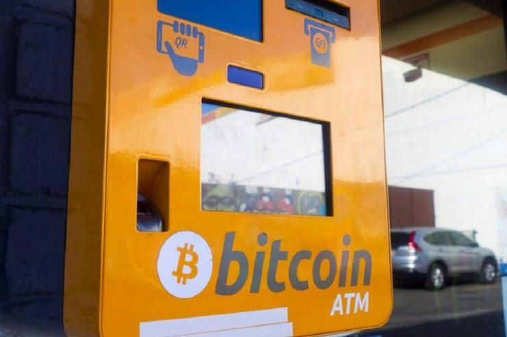 Bitcoin ATM Bari